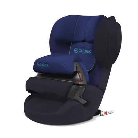 CYBEX SILVER Autostoel Juno 2-fix Blue Moon-navy blue