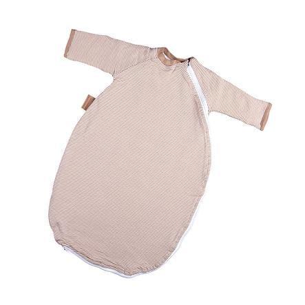 Hoppediz Baby Śpiworek, kolor naturalny-biały