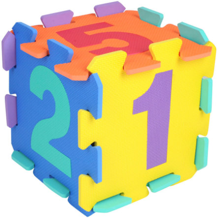 bieco Puzzle matte - Numbers