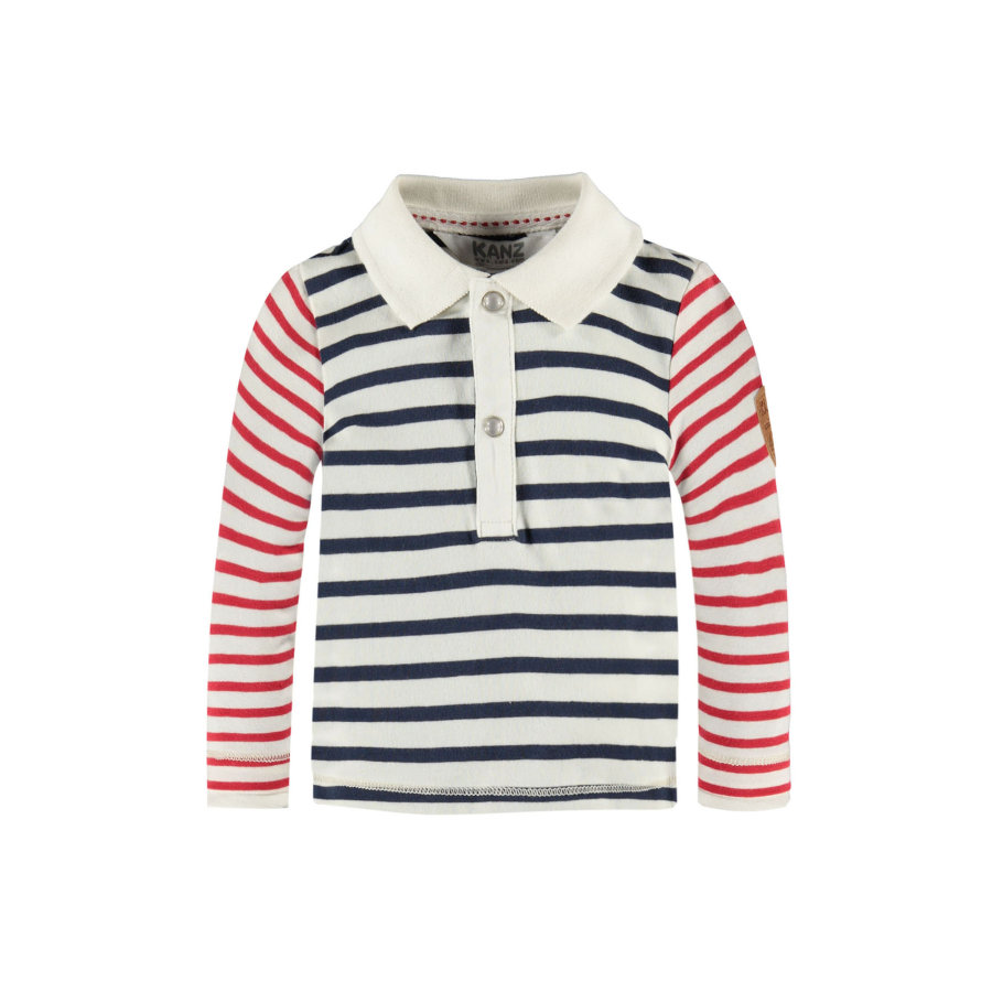 KANZ Boys Poloshirt langarm stripe