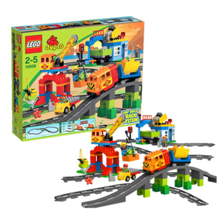 LEGO  DUPLO  - Vlácek deluxe 10508