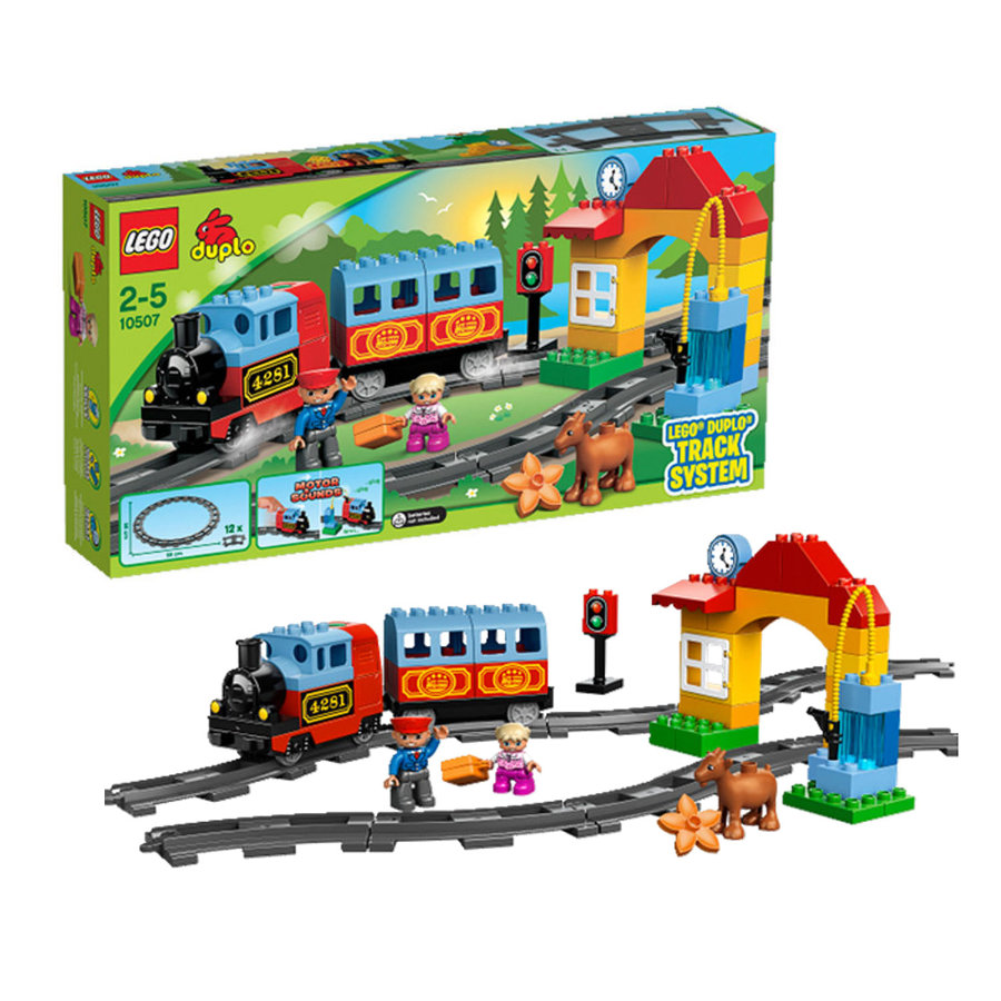 LEGO® DUPLO® My First Train Set 10507