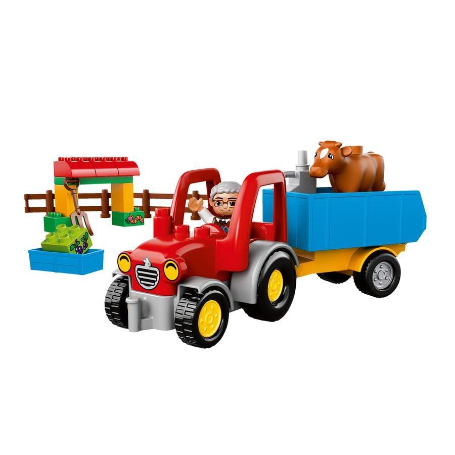 LEGO® DUPLO® Le tracteur de la ferme 10524