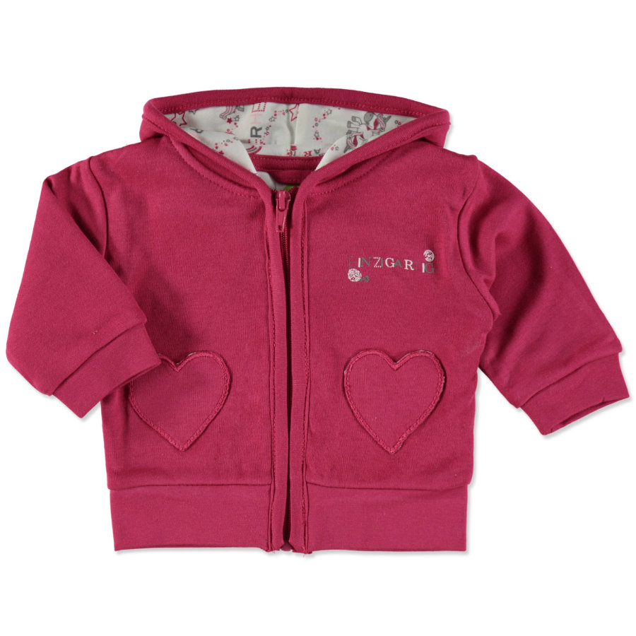 DIMO Girls Sweatjacke pink