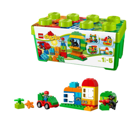 LEGO® DUPLO® All-in-One-Box-of-Fun 10572