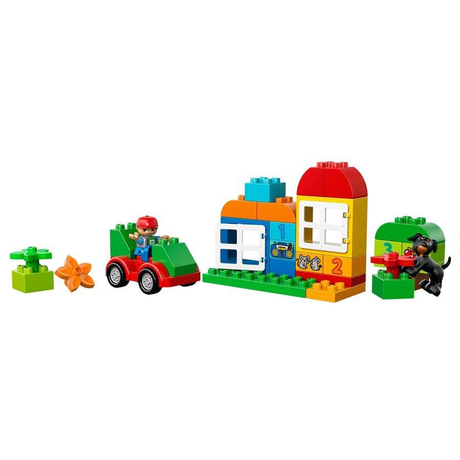 LEGO® DUPLO® Grande boîte du jardin en fleurs 10572