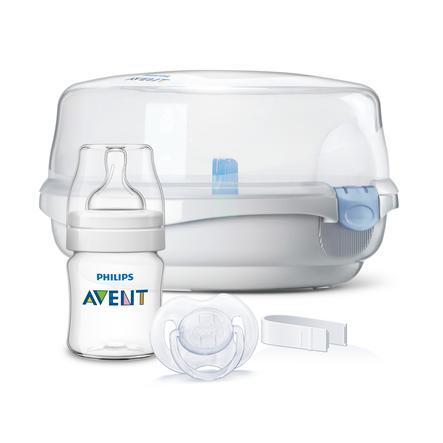 Mikrowellen Dampfsterilisator SCF28222 | Avent