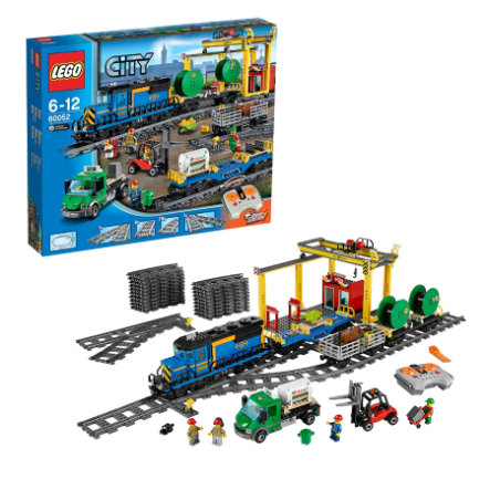 LEGO® City - Le train de marchandises 60052
