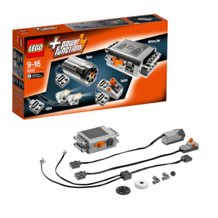 LEGO® Power Functions™ - Tuning-sada 8293