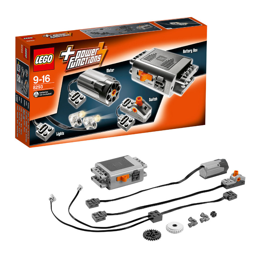 LEGO® Technic Power Functions™ - Tuning-Set 8293