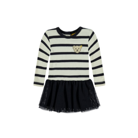 Steiff Girls Kleid cloud dancer