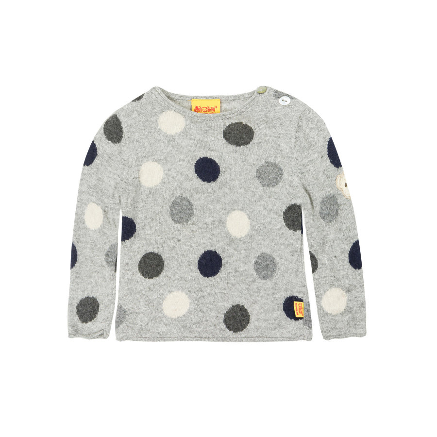 Steiff Girls Pullover grey