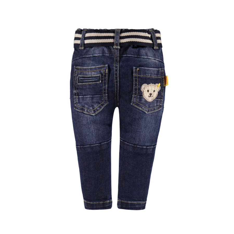 Steiff Boys Jeans dark blue denim