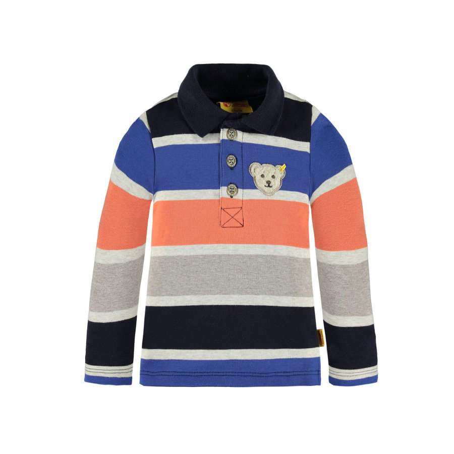 Steiff Boys Poloshirt allover