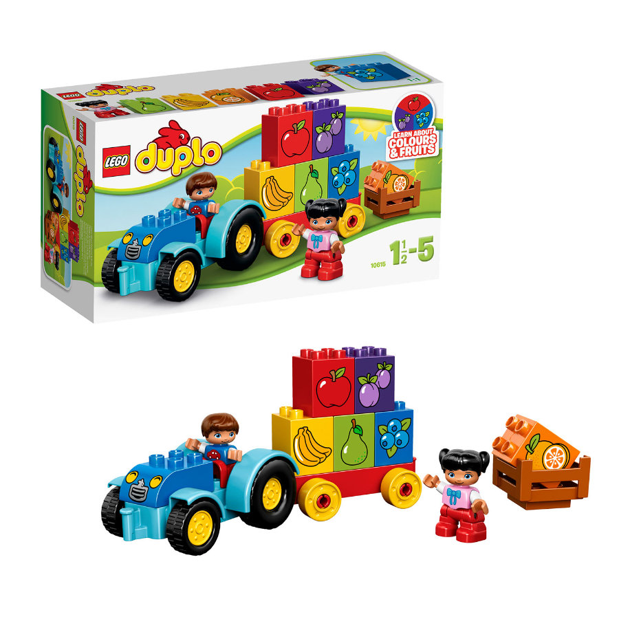 LEGO® DUPLO® Il mio primo trattore 10615
