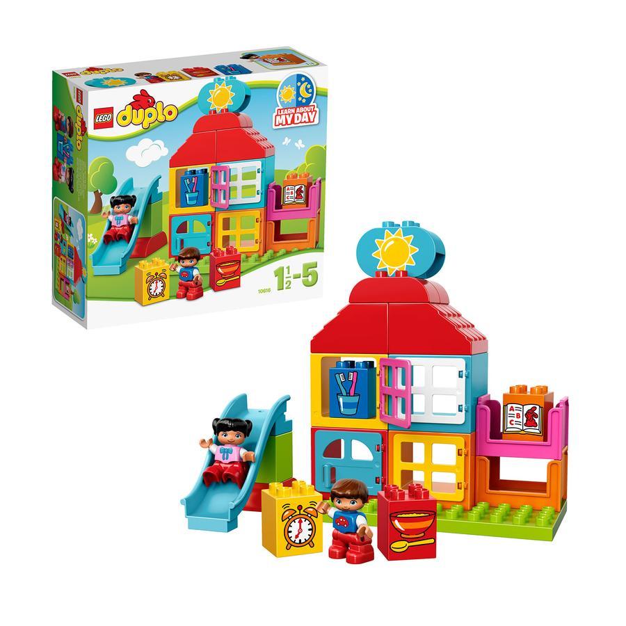 LEGO® DUPLO® Mein erstes Spielhaus 10616