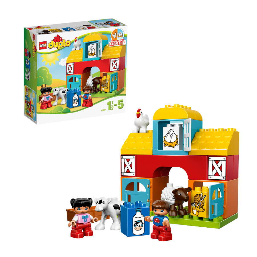 LEGO® DUPLO® - Ma première ferme 10617