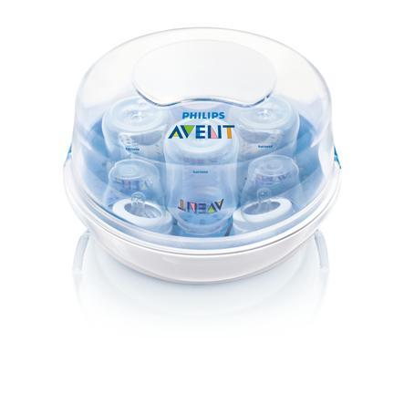 Philips AVENT Stérilisateur micro-ondes à vapeur SCF282/02
