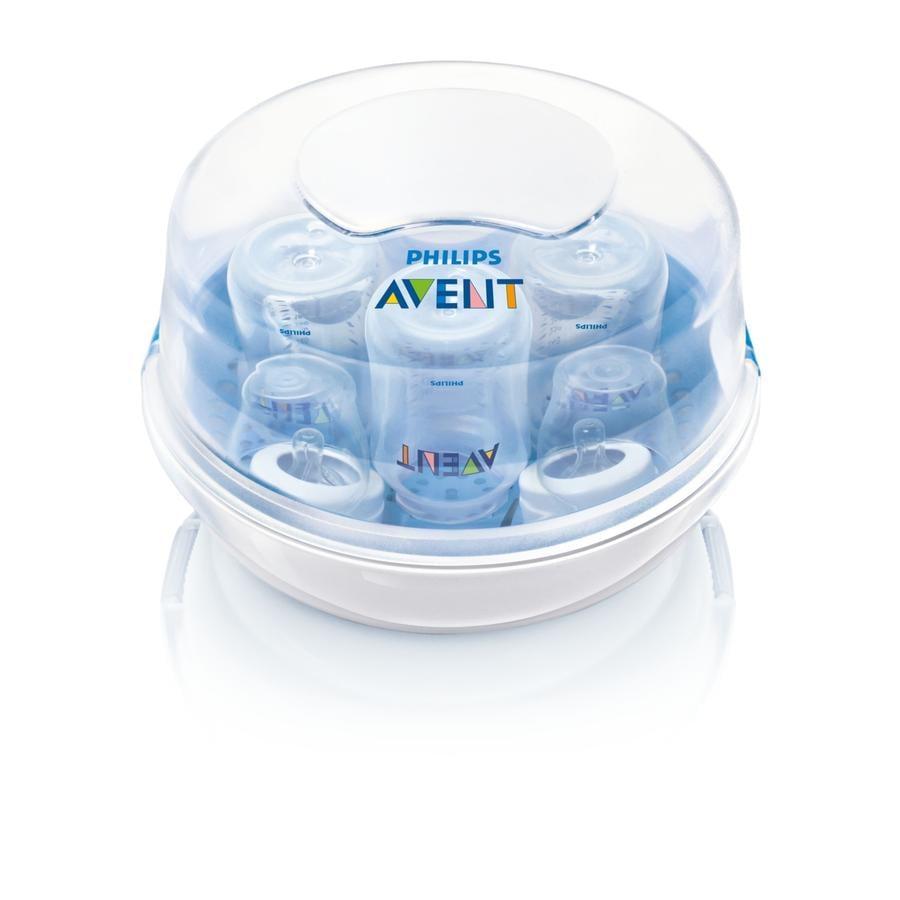 Philips AVENT SCF282/02 Sterilizzatore a vapore per microonde