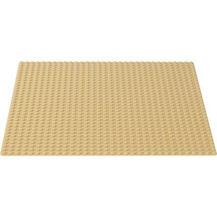 LEGO® Classic Sandfarbene Grundplatte 10699