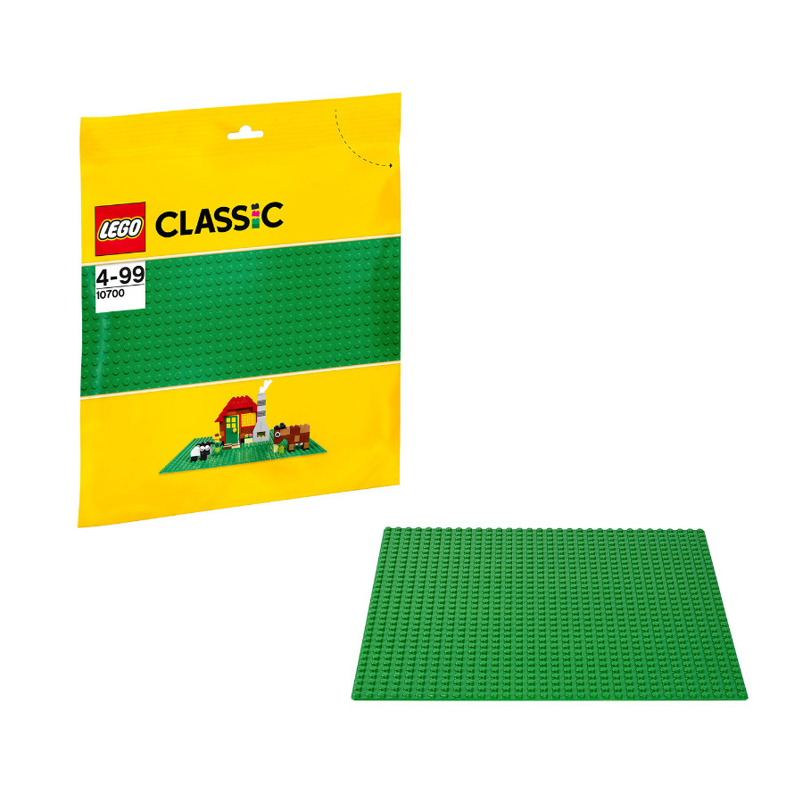 LEGO® Classic Base verde 10700