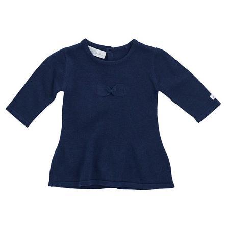 Feetje Girls Pletené šaty tmavě modré