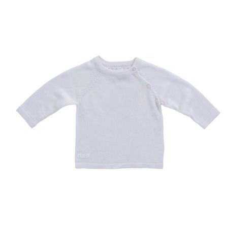Feetje Pull tricoté blanc