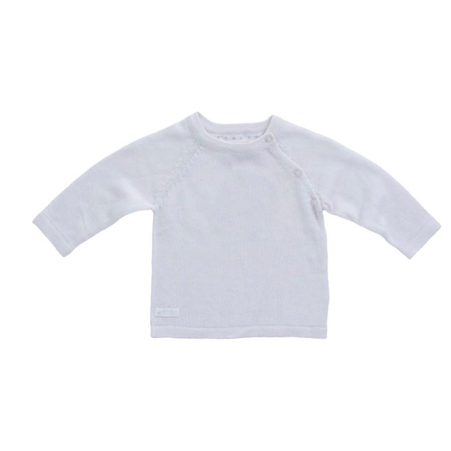 Feetje Pletený svetr white
