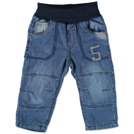 STACCATO thermo jeans blå denim