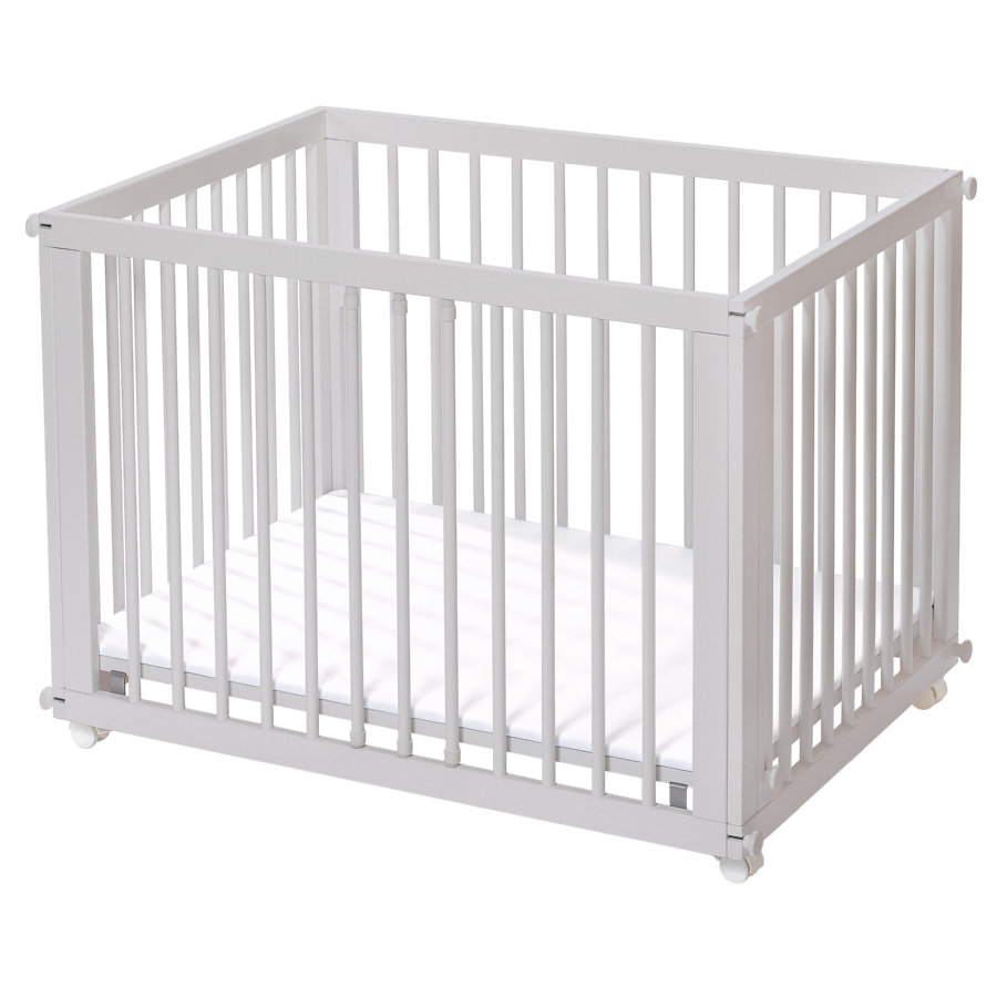 easy baby Sleep & Play grau