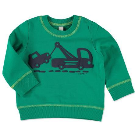 ESPRIT Boy Sweatshirt Emerald Green