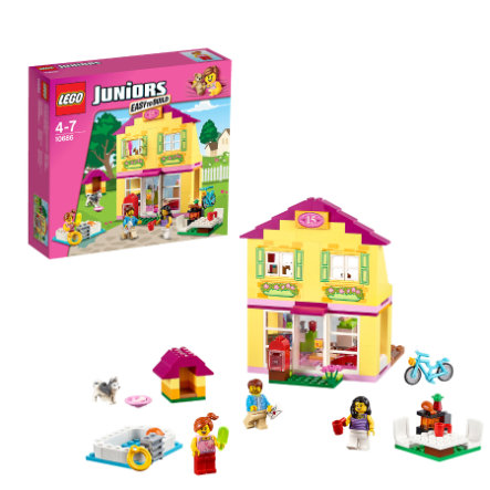 LEGO® JUNIORS - Family House 10686