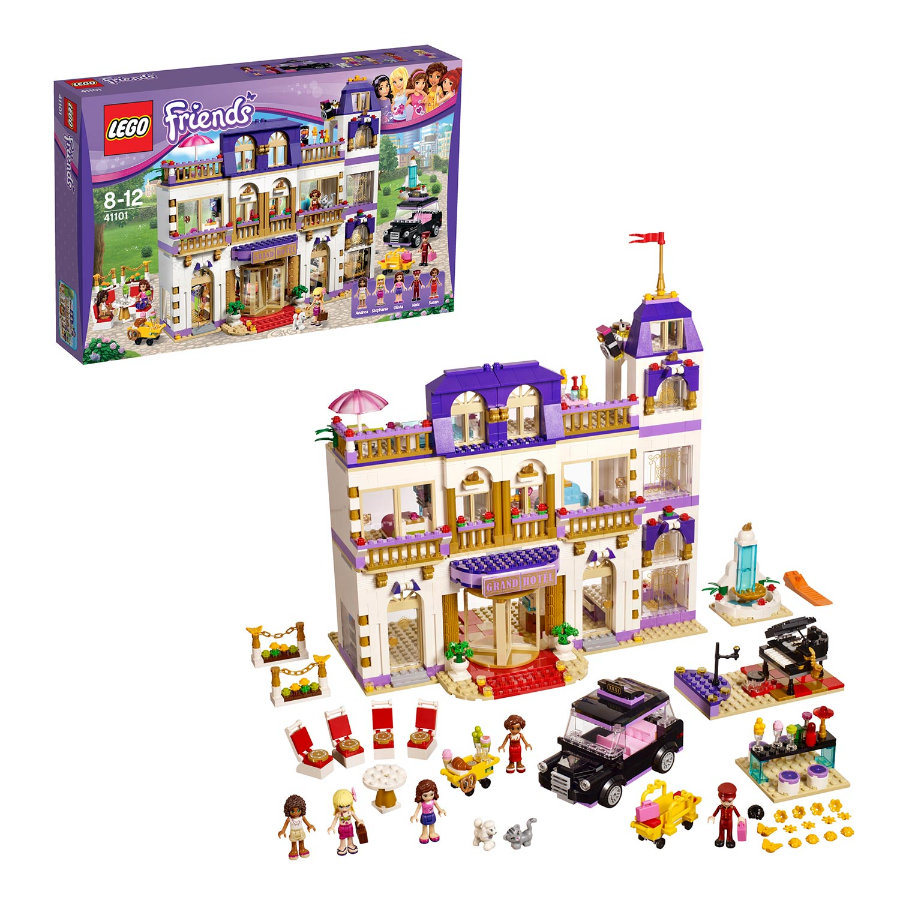 LEGO® Friends - Heartlake Heartlake Grand Hotel 41101