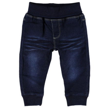 name it Boys Spodnie Jeans Rur dark blue denim