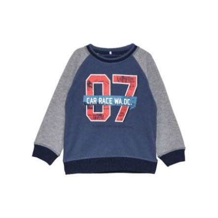 name it Boys Sweatshirt Lucas vintage indigo