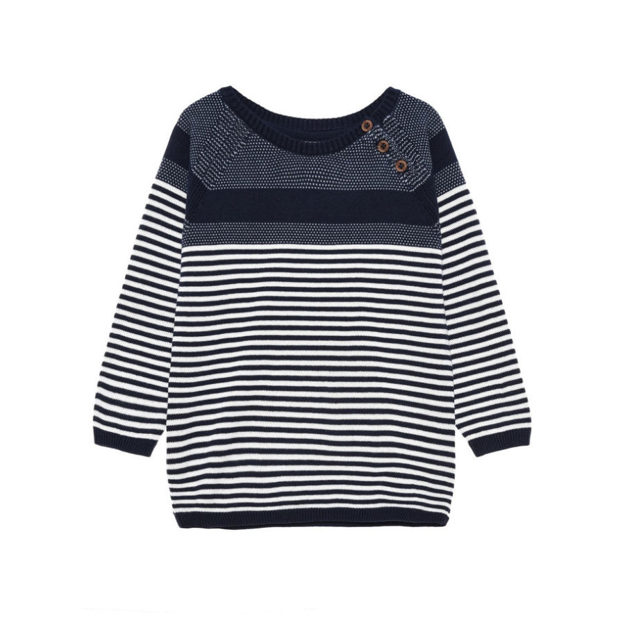 name it Boys Pullover Wild dress blues