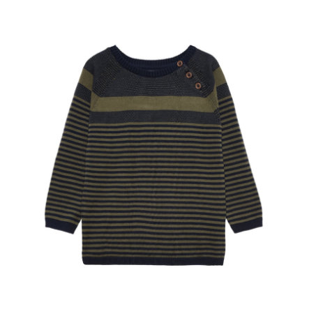name it Boys Pullover Wild ivy green