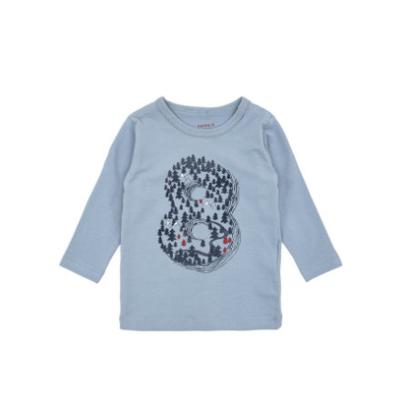 name it Boys Longsleeve Tree ashley blue
