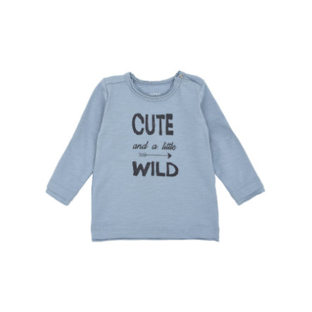 name it Boys Longsleeve Lild ashley blue