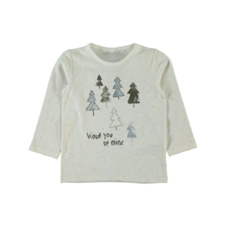 name it Boys Longsleeve Hikko snow white