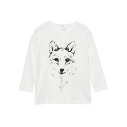 name it Boys Longsleeve Vux snow white