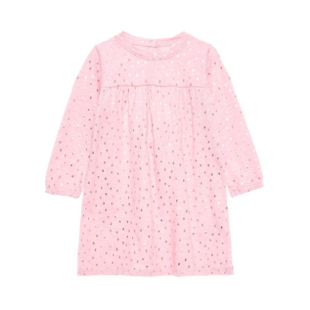 name it Girl s jurk roze zephyr