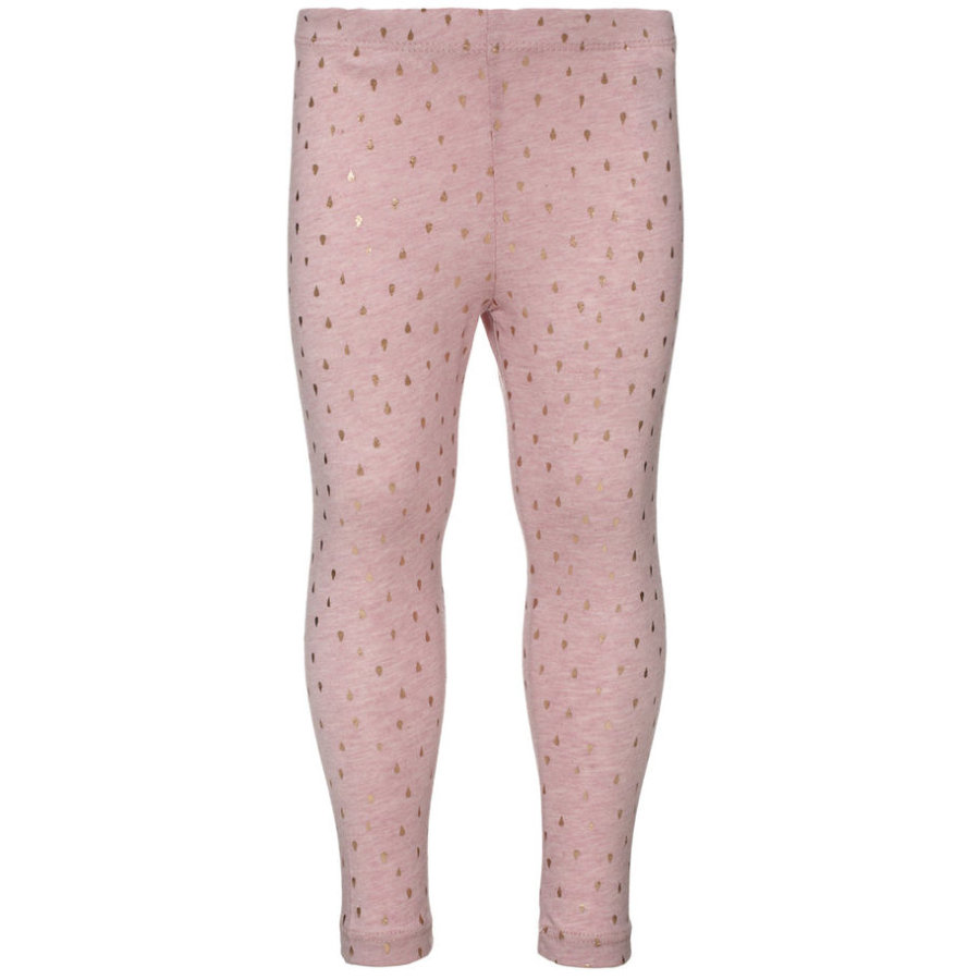 name it Girls Leggings Rosa zephyr