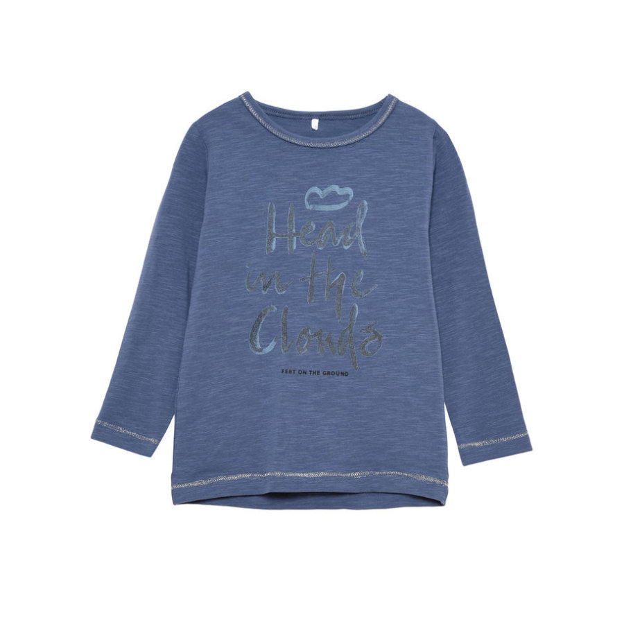 name it Girls Longsleeve Sonja vintage indigo