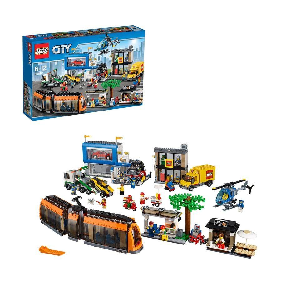 LEGO® City - Stadsplein 60097