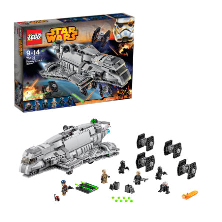 LEGO® Star Wars™ - Imperial Assault Carrier™ 75106