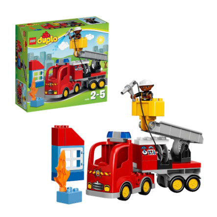 LEGO® DUPLO® Wóz strażacki 10592