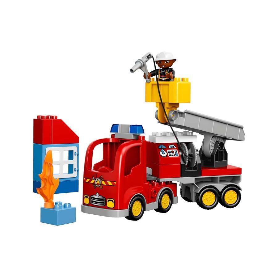 LEGO® DUPLO® - Le camion de pompiers 10592