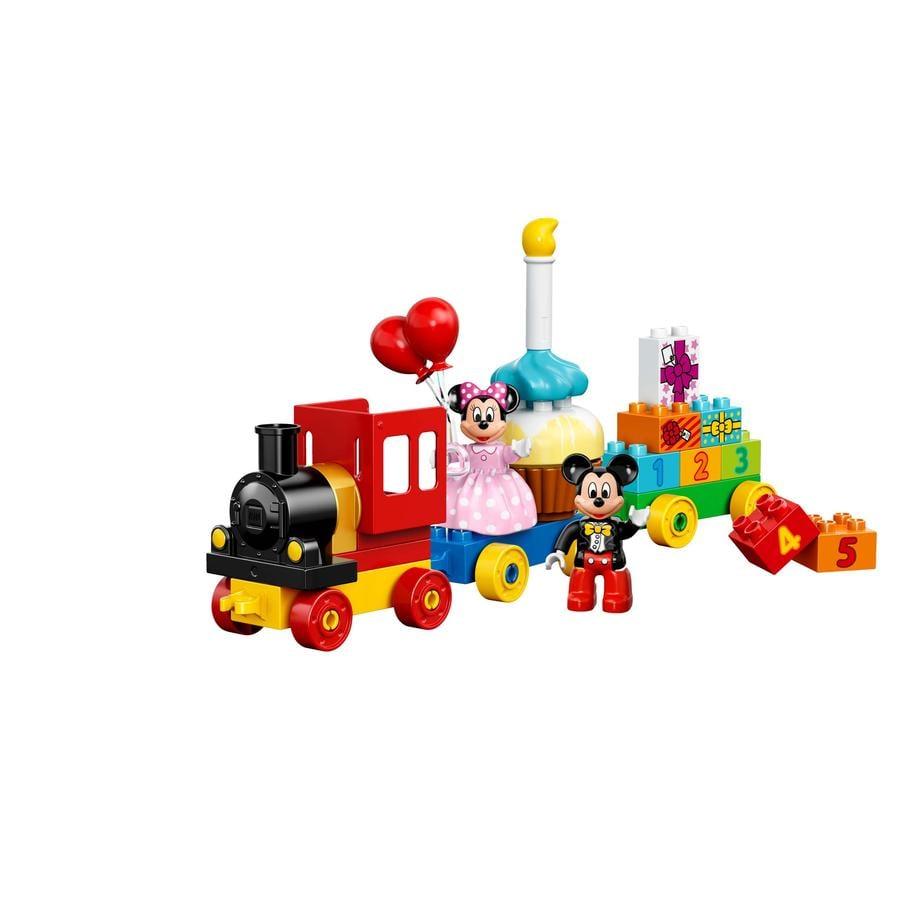 LEGO® DUPLO® Musse och Mimmis födelsedagsparad 10597