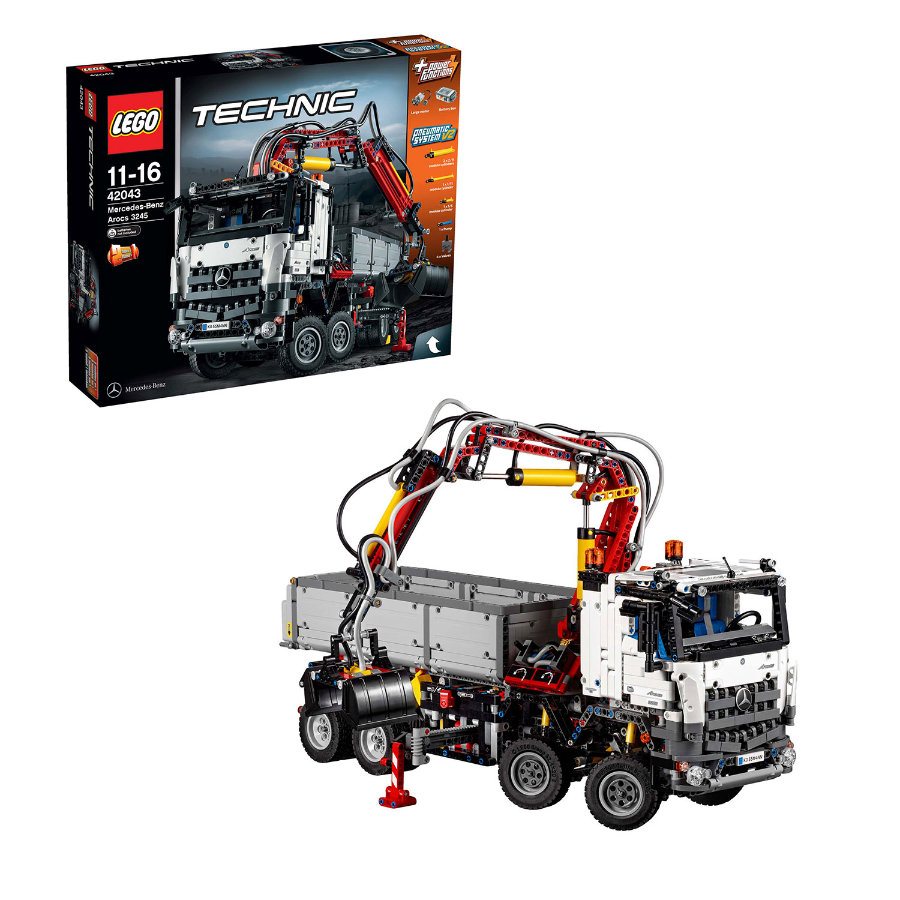 LEGO® Technic - Mercedes-Benz Arocs 3245 42043